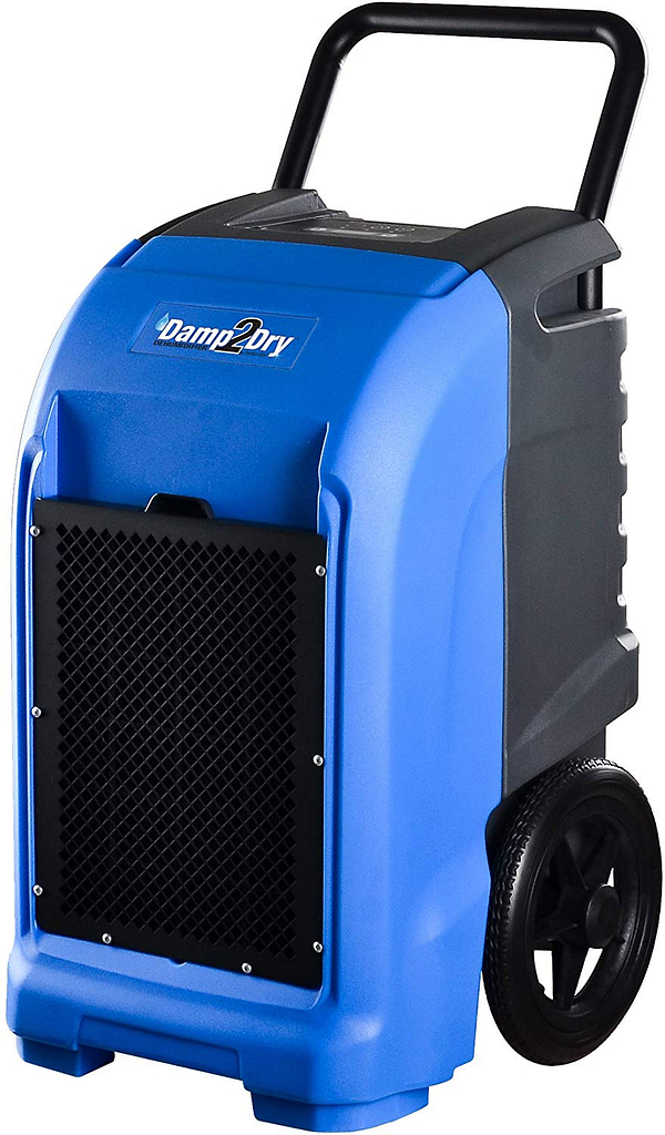 perfect aire damp2dry commercial dehumidifier
